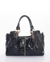 CB120(BK)-wholesale-handbag-faux-leather-alligator-patent-leatherette-stitch-zipper-shoulder-strap(0).jpg