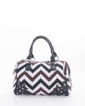 CCM2211(BRBK)-wholesale-handbag-quilt-quilted-chevron-fabric-embroiderable-rhinestone-studded-stud(0).jpg