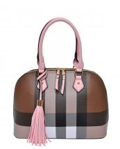 CH1208(BRBS)-wholesale-handbag-plaid-checkered-pattern-tassel-faux-leatherette-gold-hardware-two-tone-color(0).jpg