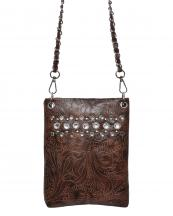 CHIC1027(BR)-wholesale-mini-messenger-bag-rhinestones-studs-silver-floral-tool-faux-western-crossbody-chain-strap(0).jpg