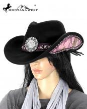 CHT9013(BK)-(Size-L)-MW-wholesale-montana-west-hat-cowgirl-fur-felt-concho-floral-rhinestone-camouflage-shapeable-western(0).jpg