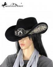 CHT9020(BK)-(Size-L)-MW-wholesale-montana-west-hat-cowgirl-fur-felt-gun-floral-rhinestone-turquoise-shapeable-western(0).jpg