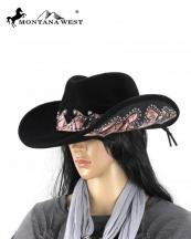 CHT9022(BK)-(Size-M)-MW-wholesale-montana-west-hat-cowgirl-fur-felt-cut-out-camouflage-band-studs-shapeable-brim-western(0).jpg