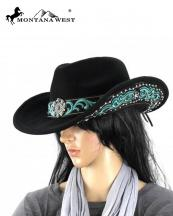 CHT9030(BK)-(Size-S)-MW-wholesale-montana-west-hat-cowgirl-fur-felt-cut-out-floral-band-crystal-studs-shapeable-brim-western(0).jpg