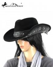 CHT9033(BK)-(Size-S)-MW-wholesale-montana-west-hat-cowgirl-fur-felt-cut-out-floral-band-crystal-studs-shapeable-brim-western(0).jpg