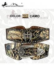 CIBB1204(CMO)-Size(S)-MW-wholesale-montana-west-belt-camouflage-waist-stretch-western-genuine-leather-elastic-rhinestone-stud(0).jpg
