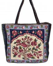 CS148(MUL)-wholesale-handbag-tote-woven-tepestry-multi-aztec-tribal-southwestern-graphic-floral-bird-tree(0).jpg