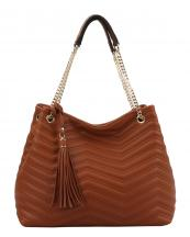 CTL0019(BR)-wholesale-handbag-chevron-tassel-vegan-leather-gold-chain-solidcolor-adjustable-handle-fringe-emboss(0).jpg