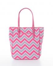 CW305(FU)-wholesale-handbag-tote-bag-quilt-quilted-chevron-fabric-embroiderable-buckle-poket-multi-color(0).jpg