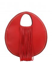 D0337(RD)-wholesale-handbag-egg-shaped-bag-fringe-gold-stud-solid-color-vegan-leatherette-fashion-rhinestone(0).jpg