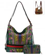 D0441W(OV)-wholesale-handbag-wallet-backpack-convertible-dashiki-stripe-multicolor-ethnic-gold-vegan-leather(0).jpg
