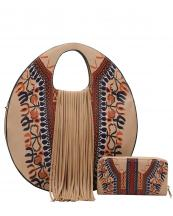 D0442W(TP)-wholesale-handbag-wallet-set-dashiki-fringe-egg-shaped-ethin-multicolor-vegan-leather-southwestern(0).jpg