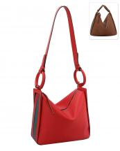 D0462(RD)-wholesale-handbag-stripe-solid-color-vegan-leather-convertible-shoulder-strap-circle-three-color(0).jpg