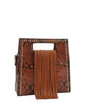 D0499(BR)-wholesale-handbag-fringe-snake-animal-pattern-vegan-leatherette-faux-gold-studs-fashion(0).jpg