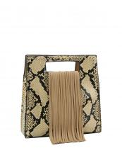 D0499(YE)-wholesale-handbag-fringe-snake-animal-pattern-vegan-leatherette-faux-gold-studs-fashion(0).jpg
