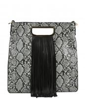 D0519(BK)-wholesale-handbag-fringe-snake-animal-pattern-vegan-leatherette-gold-hardware-metal-handle-pleated(0).jpg