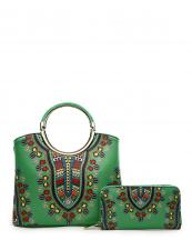 DAS15624W(GN)-wholesale-handbag-wallet-2pc-set-dashiki-multi-color-southwestern-gold-metal-handle-faux-leather-(0).jpg