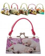 DG03(SET-12PCS)-wholesale-lipstic-case-coin-purse-set-12pcs-dog-puppy-graphic-kiss-lock-closure-single-handle-floral(0).jpg