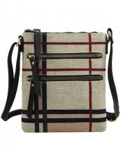 DX0073(MUL1TP)-S14-wholesale-messenger-bag-plaid-checkered-woven-linen-vegan-leatherette-crossbody-zipper-pocket(0).jpg