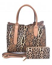 DXV0078(MT5)-wholesale-handbag-wallet-leopard-with-snake-animal-pattern-vegan-magnetic-snap-closure(0).jpg