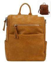 F0276(MU)-wholesale-backpack-crossbody-bag-pockets-solid-color-zipper-vegan-leatherette-strap-convertible(0).jpg