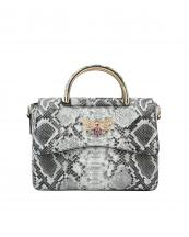 F0306(BKWT)-wholesale-handbag-snake-bee-charm-animal-pattern-vegan-leatherette-rhinestone-pearl-faux-flap-gold(0).jpg
