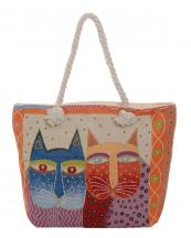 FC0010(MUL)-wholesale-fashion-beach-tote-bag-graphic-lovely-cat-woven-animal-circle-multi-color-braided-handle-(0).jpg