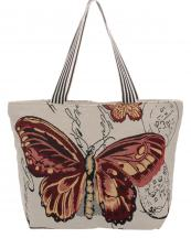 FC0016(BG)-wholesale-fashion-beach-tote-bag-fabric-canvas-graphic-butterfly-floral-woven-multi-color-stripe(0).jpg