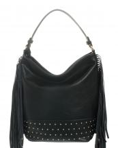 FG1066(BK)-wholesale-handbag-leatherette-fringe-gold-tone-studs-western-solid-color-plain-shoulder-strap(0).jpg