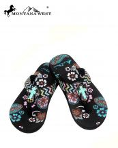 FK04S088S(BK)-(SET-12PCS)-MW-wholesale-kid-flip-flops-12pc-set-montana-west-aztec-thin-sole-embroidery-rhinestone-cross-turquoise(0).jpg
