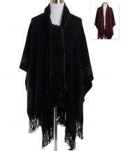 FP60156(BK)-wholesale-knit-wrap-acrylic-lurex-kimono-fringe-tassel-solid-scarf-attached(0).jpg