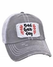 FWCAPM732(GY)-wholesale-cap-mesh-bad-hair-day-floral-leaves-embroidered-baseball-vintage-torn-stitch-trucker(0).jpg
