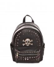 G46SK4(BK)-wholesale-backpack-wallet-skull-pattern-tribal-vegan-pocket-southwestern-color-bag(0).jpg