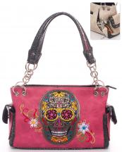 G939SUKA(HP)-wholesale-faux-leather-concealed-carry-gun-handbag-studded-western-embroidered-sugar-skull-floral--(0).jpg