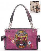 G939SUKA(LPP)-wholesale-faux-leather-concealed-carry-gun-handbag-studded-western-embroidered-sugar-skull-floral--(0).jpg