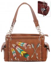 G939W123AR(BR)-S15-wholesale-handbag-concealed-feather-arrow-embroidered-multicolor-studs-rhinestone-turquoise-western(0).jpg