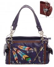 G939W123AR(PP)-S15-wholesale-handbag-concealed-feather-arrow-embroidered-multicolor-studs-rhinestone-turquoise-western(0).jpg