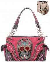 G939W22SUKB(HP)-wholesale-faux-leather-concealed-carry-gun-handbag-studded-western-embroidered-sugar-skull-floral--(0).jpg