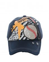 GJ4213(NV)-wholesale-baseball-cap-rhinestones-usa-flag-stars-striped-embroidered-girl-throwing-bat-vintage-torn(0).jpg