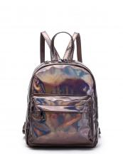 HAR25686(PW)-wholesale-backpack-hologram-metallic-patent-leatherette-pocket-solid-color-rainbow-zipper-shiny(0).jpg