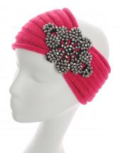 HB16116(PK)-Wholesale-headwrap-elastic-crochet-knit-solid-color-adjustable-acrylic-paisley-motif-beads(0).jpg