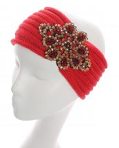 HB16116(RD)-Wholesale-headwrap-elastic-crochet-knit-solid-color-adjustable-acrylic-paisley-motif-beads(0).jpg
