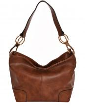 HB3134(BR)-wholesale-handbag-faux-leatherette-hobo-gold-metal-link-lobster-claw-clasp-solid-color-fashion-style(0).jpg