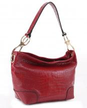 HB3134C(RD)-wholesale-animal-pattern-leatherette-handbag-solid-color-detachable-handle-vegan-leatherette(0).jpg