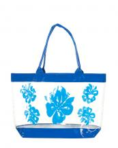 HBG100154(BL)-wholesale-plastic-clear-transparent-see-thru-tote-bag-pvc-flower-floral(0).jpg