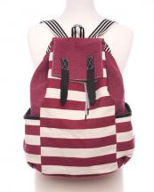 HBG101310(RD)-wholesale-backpack-lightweight-embroidery-blanks-striped-canvas-(0).jpg