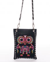 HH4316(BK)-W25-wholesale-leatherette-owl-patchwork-studs-aztec-floral-embroidered-mini-messenger-bag(0).jpg