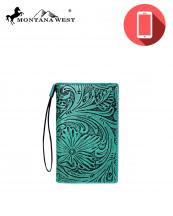 IPS010(TQ)-MW-wholesale-montana-west-wallet-cellphone-cover-iphone-x-genuine-leather-hand-tooled-floral-flower(0).jpg