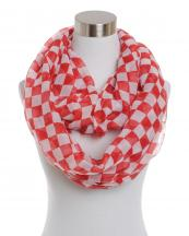 JF0082(WIWT)-wholesale-infinity-scarf-polyester-chessboard-checkered-versatile(0).jpg