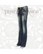 JNTR007(BU)-SIZE(0)-MW-wholesale-western-jean-denim-trinity-ranch-texas-stretchy-boot-cut-rhinestone-silver(0).jpg